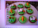 cupcakes infantil  chocolate