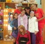 High School Musical Cover: Show no Centro Infantil Boltrini, na foto com as crianças do centro infantil- Campinas,Sp