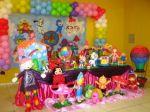 decoração discovery kids