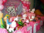 decoração gata marie