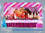 Barbie Escola de Princesas