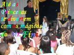 mágicas para Princesas, Fadas, Branca de neve e muito mais!