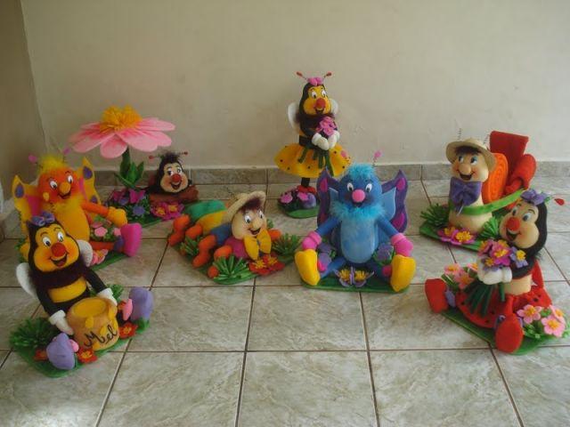 festa infantil jardim joaninha:Jardim Encantado e Joaninha em andamento – Mãos de Fada Festas