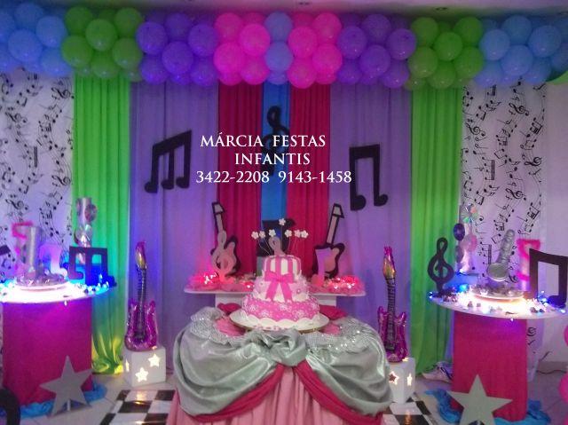 decoracao festa notas musicais:decoração para festas infantis tamanhos variados para sua festa