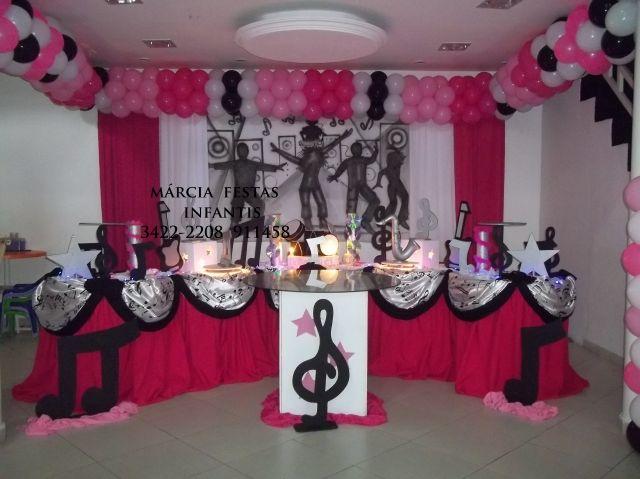 notas musicais  MÁRCIA FESTAS INFANTIS