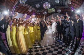 Casamento Lohanna e Akila Estrutura TOP