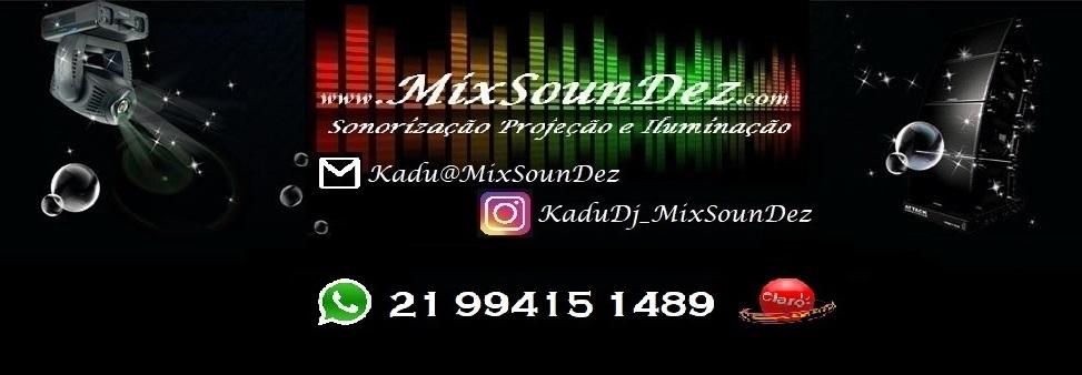 MixSounDez Sonorização Projeção e Iluminação de festas e eventos