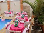 Casa de Bonecas - Isabela - 24/10/09 - Centros de Mesa