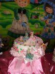 Casa de Bonecas - Isabela - 24/10/09 - Bolo Art�stico