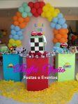 Chá de Bebê - Buffet Opção Festas e Eventos