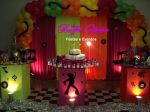 Decora��o Festa Teen Citrica- Buffet Op��o