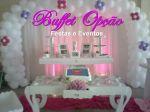 Batizado - Buffet Opção Festas e Eventos
