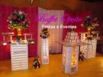 Buffet Opção Festas e Eventos - Casamentos e 15 anos