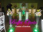 Decoração Cerimonial Casamento Buffet Opção Festas