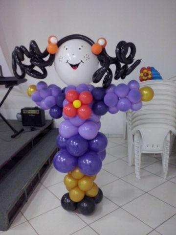 ccdca648bb7 Decoração empresariais - paixão por balão