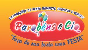 **Parabéns e Cia** Decoração de Festas , Eventos e Cursos!!!