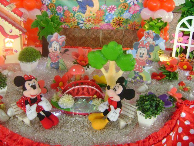 Minnie Vermelha!  Parabéns e Cia Decoraç u00e3o de Festas , Eventos e Cursos!!! -> Decoração De Festas E Eventos Cursos