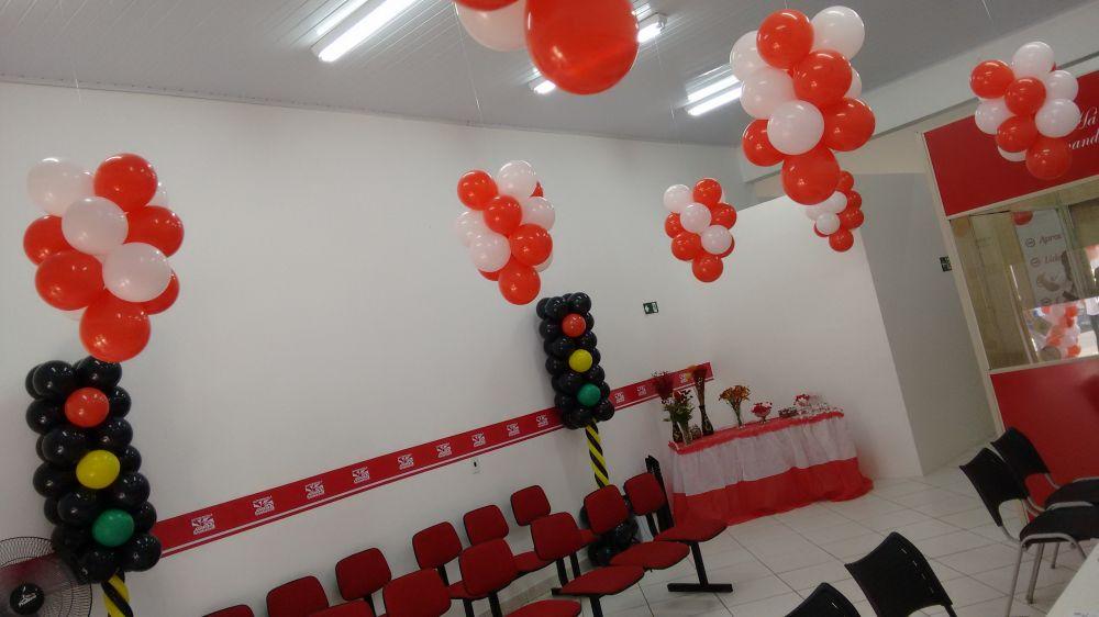Decoraç u00e3o em Empresas  Parabéns e Cia Decoraç u00e3o de Festas , Eventos e Cursos!!! -> Decoração De Festas E Eventos Cursos