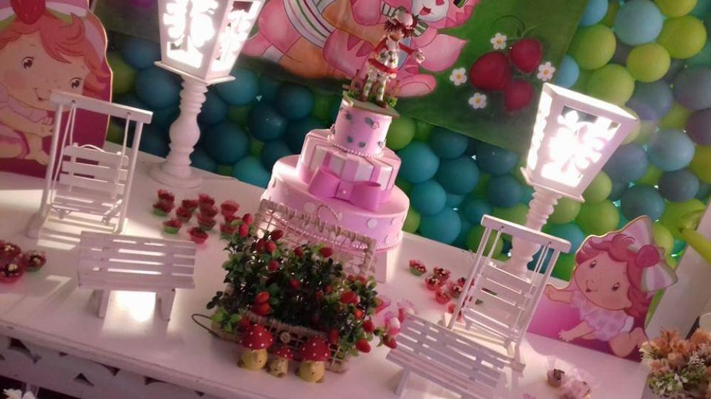 Moranguinho Baby Provençal  Parabéns e Cia Decoraç u00e3o de Festas , Eventos e Cursos!!! -> Decoração De Festas E Eventos Cursos