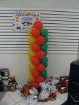 Coluna de Natal - Click p ampliar