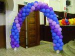 Arco de Entrada do Salão