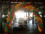 Terceiro Arco - Dentro do Salão