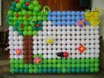 Tela Jardim - Dia das Crianças - Click p/ Ampliar