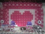 Hello Kitty Corações - 2 anos