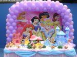 Princesas - Escolinha Criança Feliz