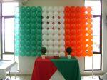 Tela bandeira itália