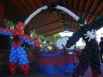 Arco Homem Aranha 3