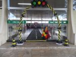 Arco Semáforo! Carros