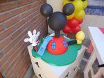 Casa do Mickey!