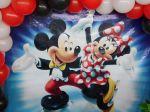 Mickey e Minnie!