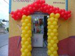 Portal casinha da Peppa - Entrada Buffet