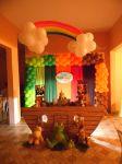 Arco íris - arca de Noé