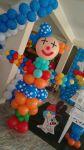 Curso arte com Balões - Turma Agosto 2015