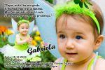 Externa 1 ano Gabriela