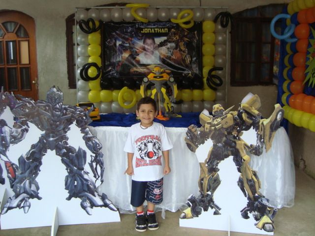 Festa Transformers  Car Interior Design