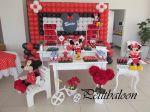 Minnie Vermelha- Sarah
