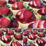 Cheesecake unitários, ótima pedida para sua sobremesa