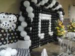 decoração de festa 70 anos