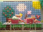 tela de balões