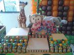 mesa tema safari