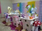 mesa temática my litte pony