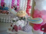 mesa provençal primavera rosa