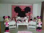 mesa proven�al minie rosa