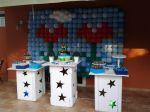 mesa tema Super Marios
