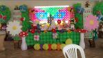 mesa tema em balão