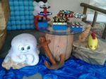 mesa tema pirata